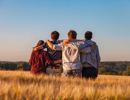 Befriending and Recovering From Shame
